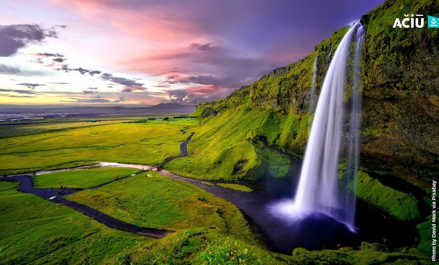 Camping in Iceland for Free