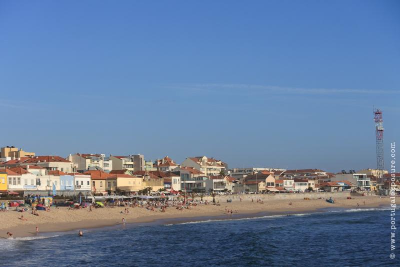 Espinho Beach, Portugal