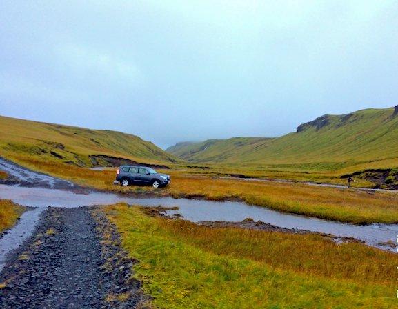 Iceland's F-Roads