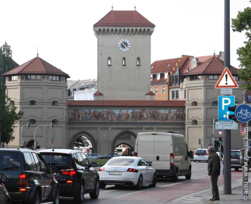 Isator, Munich