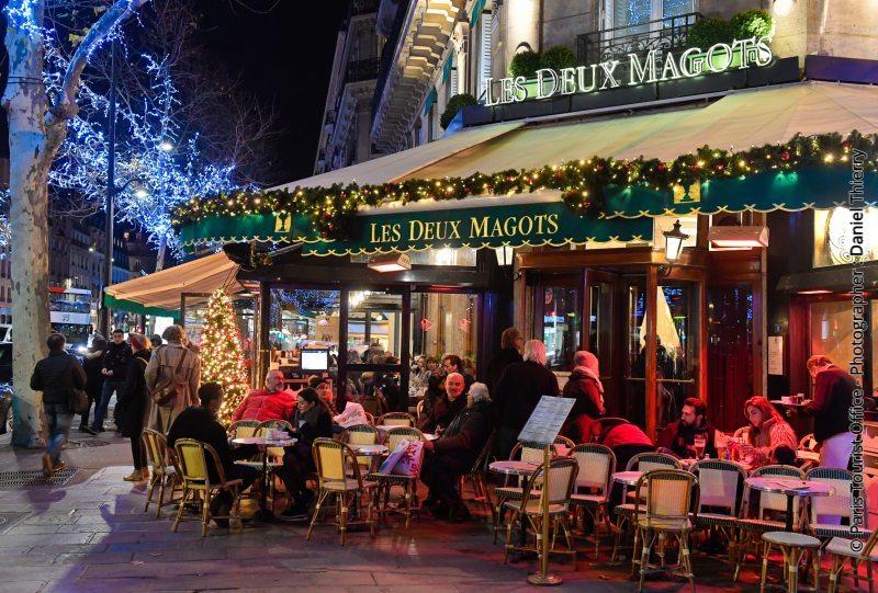 Les Deux Magots - Saint-Germain-des-Prés