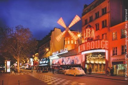 Moulin Rouge, Pigalle - Paris