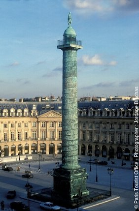 Place-Vendôme - Paris