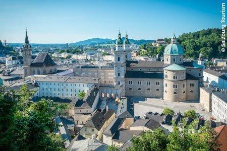 DomQuartier & Salzburg Dom