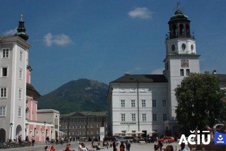Neue Residenz, Salzburg