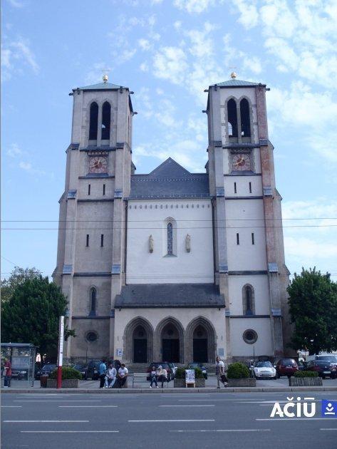 Andräkirche , Salzburg