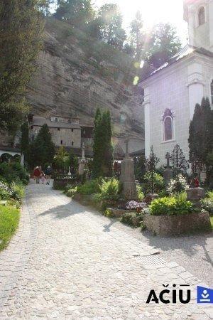 St.Peter's Cemetery, Salzburg