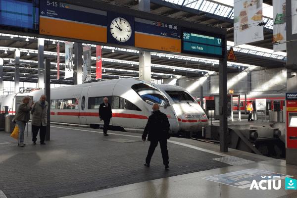 Munich Main Train Station - Source: Aciu