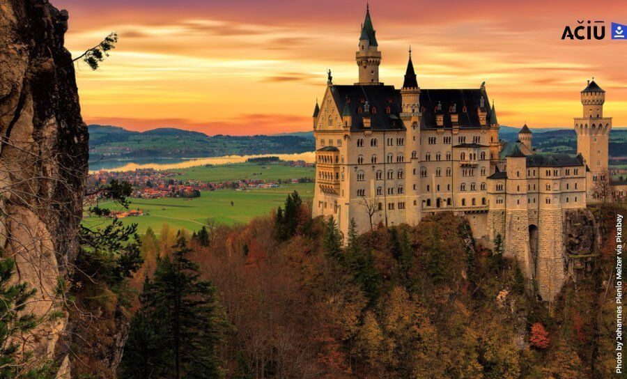 Day Trip From Munich to Neuschwanstein