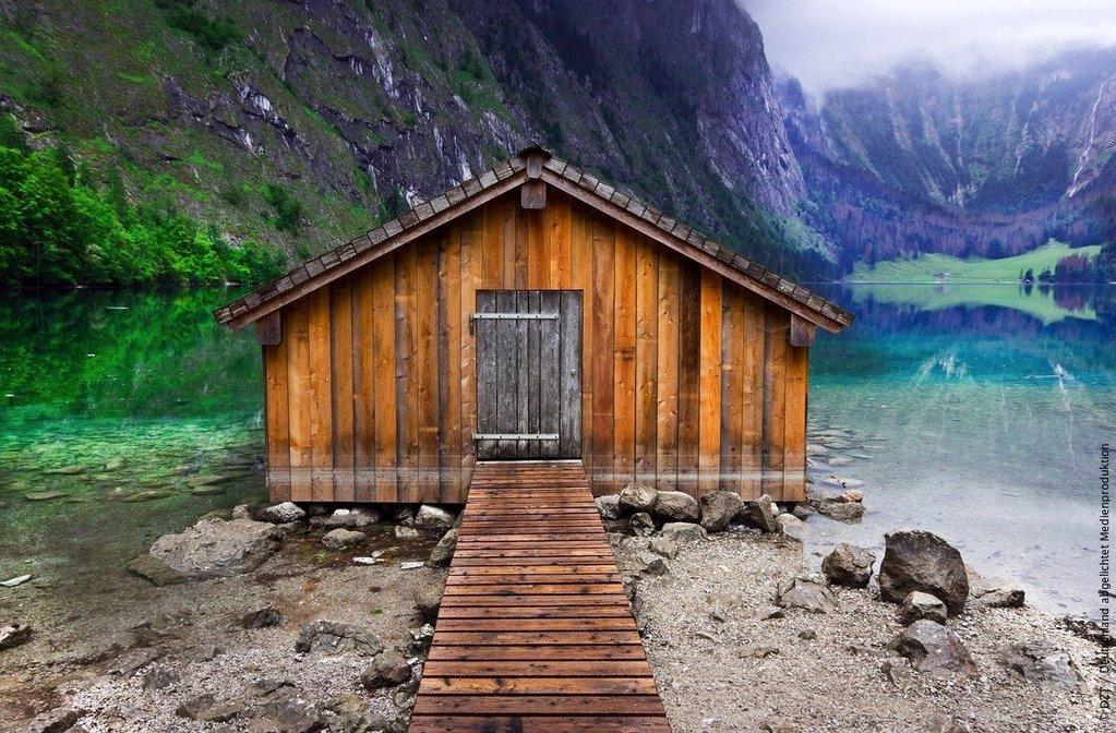 Berchtesgaden Boat House