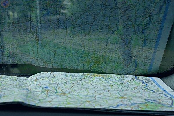 Map in Window