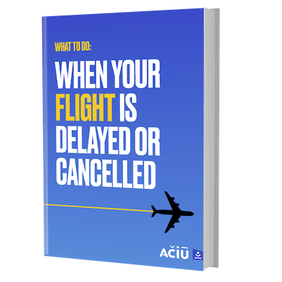 eBook flight delay