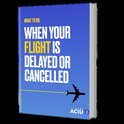 eBook flight delay